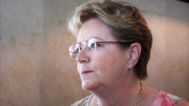 Georgina Trujillo se registra como aspirante priista al gobierno de Tabasco