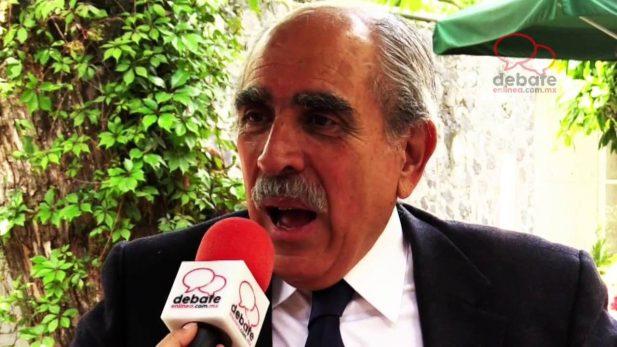 Pablo Gómez renuncia al PRD; augura la muerte del perredismo