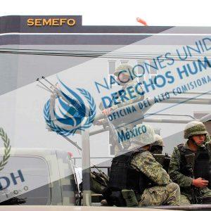Piden CNDH y ONU-DH-Mx posponer ley de seguridad interior y debatirla más