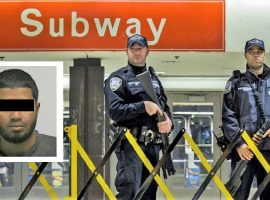 Presentan cargos por terrorismo vs sopechoso por bomba en metro de NY