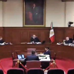 Suprema Corte inhabilita 1 año a exdirector del Canal Judicial, Alberto Villa