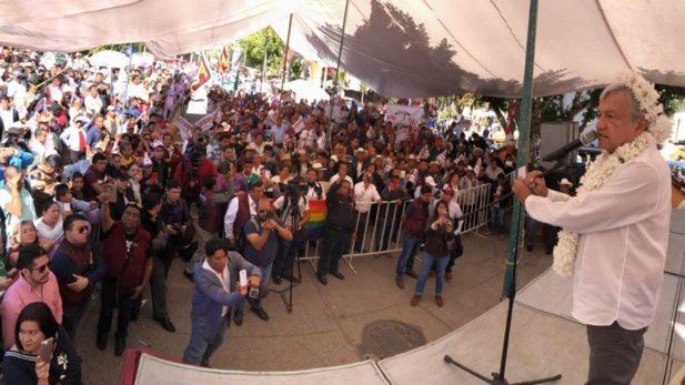 Niegan a Morena permiso para mitin de AMLO en Chihuahua