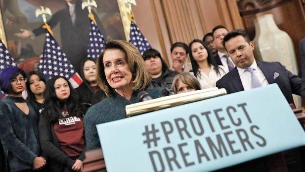 Aprueba Senado extensión presupuestal a febrero 8, y discutir Dreamers