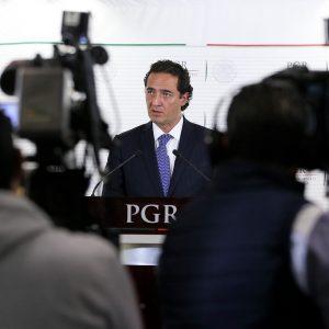 Confirma PGR que entregó 3 solicitudes de extradición por César Duarte