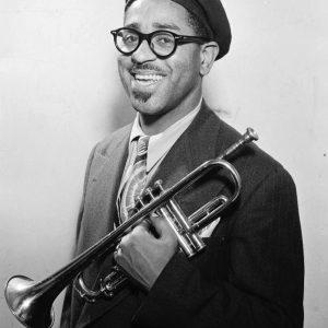 En 1993 muere el jazzista estadounidense Dizzy Gillespie
