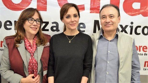 Lilly Tellez será candidata de Morena al Senado por Sonora