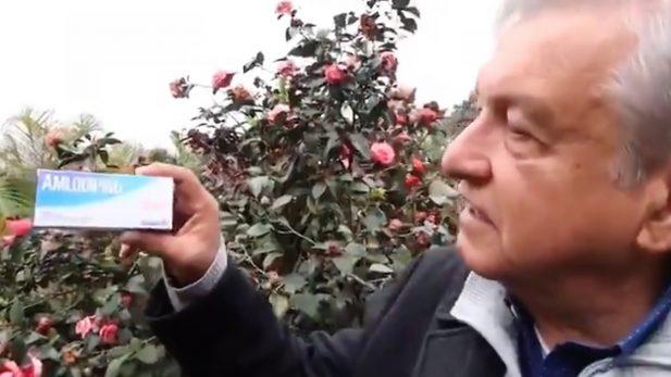 """Por segunda vez en 48 horas, AMLO reacciona a la """"indirecta"""" de EPN"""