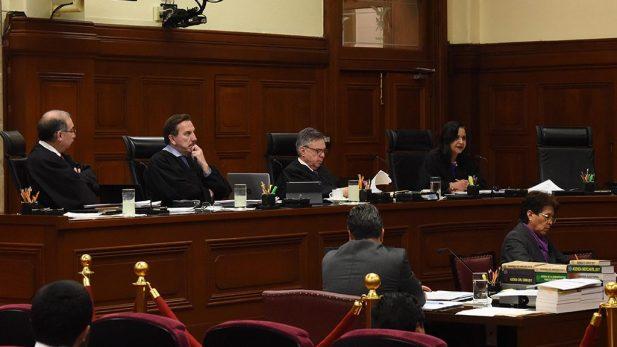 SCJN desecha 2 de las impugnaciones presentadas contra Ley de Seguridad