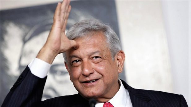 "Tras asumir que lo criticaba a él, AMLO le pidió a Peña ""serenarse"""