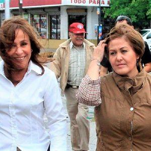 """""""Electorera, burda y torpe"""", la denuncia de Eva Cadena: Rocío Nahle"""
