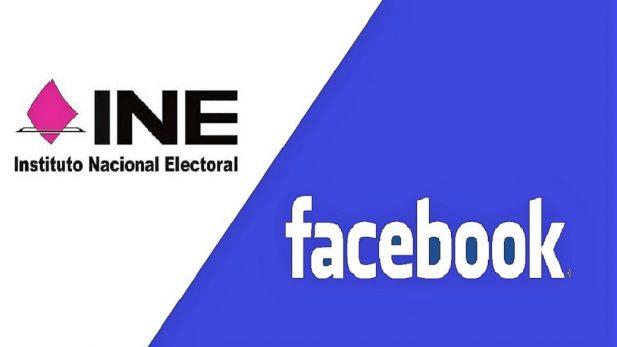Facebook e INE anuncian colaboración para elecciones 2018