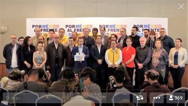 EPN al margen de 'dimes y diretes' en el proceso electoral