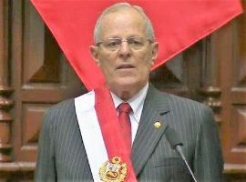 Ante la crisis política, Pedro Kuczynski renuncia a la Presidencia de Perú