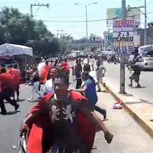 Balacera interrumpe Viacrucis en Santa Cruz, Acapulco; hay dos muertos