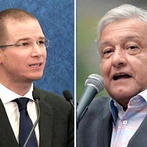 Debaten Anaya y AMLO sobre si expresidentes pueden ser encarcelados