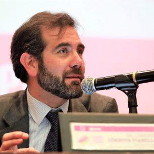 Defiende INE acuerdo con Facebook, y anuncia otros con Twitter y Google