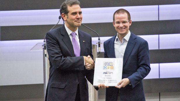 Determina INE que la PGR vulneró equidad electoral con video de Anaya