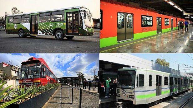 Operará transporte público con horario de día feriado este jueves y viernes