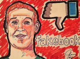 Persiste Carrey en campaña vs Facebook: ¿con quién compartes tu vida?