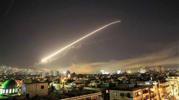 """Culmina """"golpe de precisión"""" en Siria; Rusia condena pero no reaccionará"""
