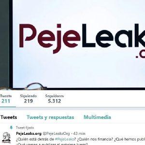 Editora anónima de Pejeleaks defiende su labor y anuncia una primicia
