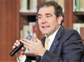 """El INE """"debe cumplir las resoluciones jurisdiccionales"""": Lorenzo Córdova"""