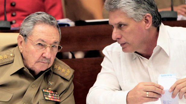 El miércoles Cuba nombrará sucesor de Raúl Castro al frente del gobierno