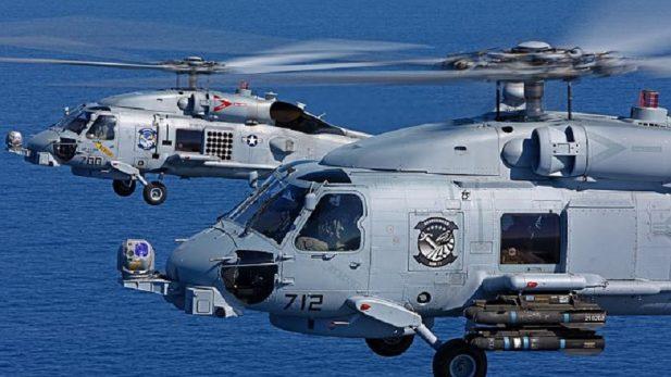 Noticias Militares de México: Aprueban compra helicópteros Seahawk