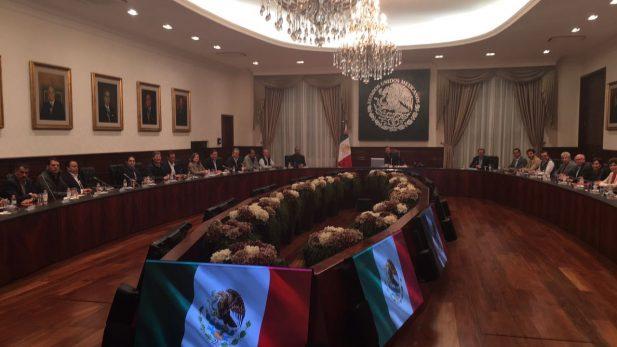 Consejo Mexicano de Negocios respalda postura de EPN ante Trump