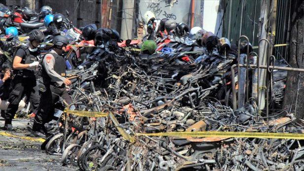 3 atentados vs iglesias en Indonesia y 1 en Afganistán: más de 20 muertos