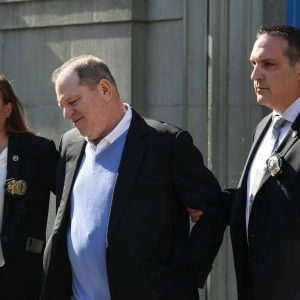 Acusan a Harvey Weinstein de 3 casos de violación y abuso sexual en NY