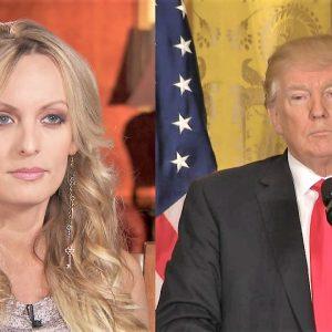 Admite Trump una mentira, pero cambia de táctica en el caso Daniels