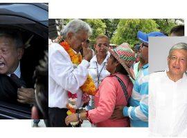 AMLO y Ayotzinapa: tres paisajes, tres conductas; un candidato