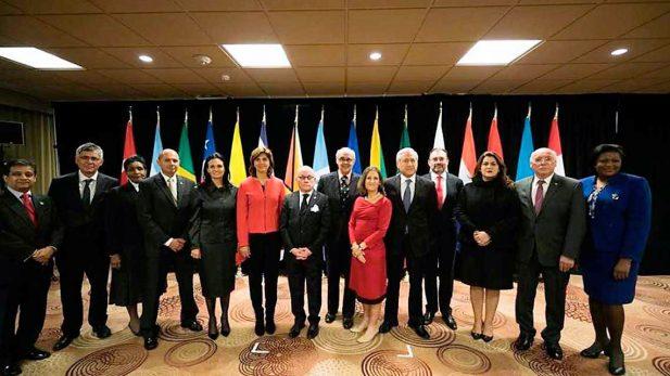 Cuestiona Grupo de Lima legitimidad del proceso electoral venezolano