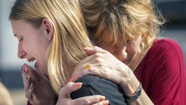 Entre 8 y 10 muertos en nueva balacera en escuela de Estados Unidos