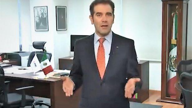 Llama Lorenzo Córdova a respetar reglas comiciales y evitar futuro incierto
