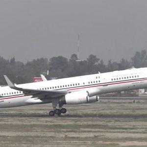 Rechaza SCJN divulgar bitácoras de vuelo de aeronaves de Presidencia