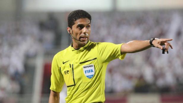 Suspenden de por vida a árbitro en Arabia Saudita