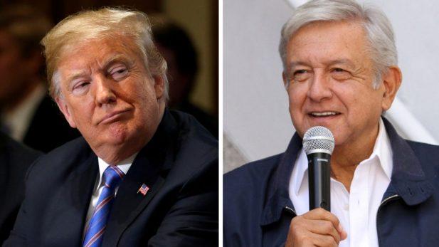 La Jornada AMLO Trump