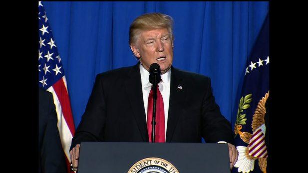 Trump ve progreso en acuerdo con México y lanza advertencia a Canadá