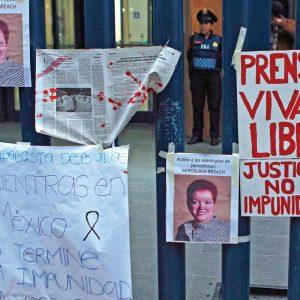 FEADLE pide condena de 70 años para presunto homicida de Miroslava Breach