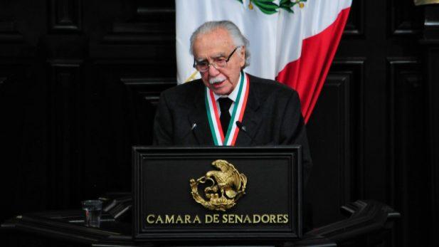 Notifican a Carlos Payán que recibirá la Medalla Belisario Domínguez - Megalópolis