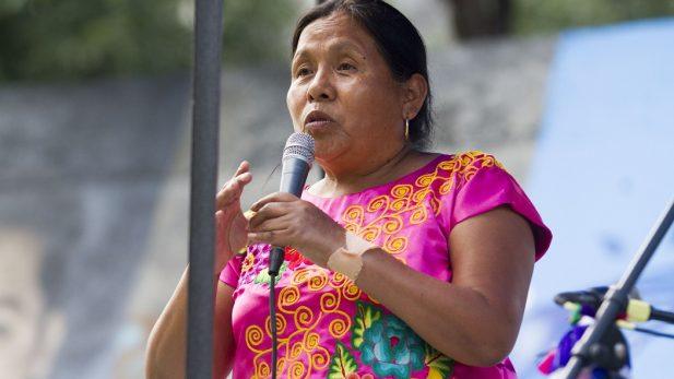 Marichuy: el Estado mexicano debe dejar de despojar a los pueblos indígenas