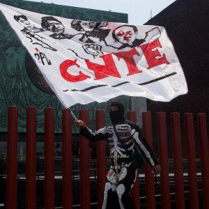Salarios de líderes de la CNTE no figuran en la plataforma Nómina Transparente