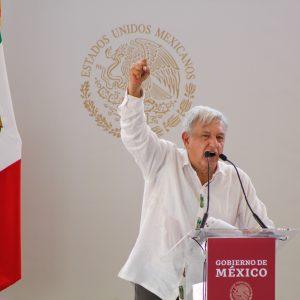 El presidente populista