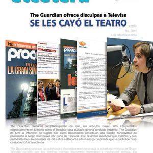 Versión impresa Etcétera edición Marzo 2013