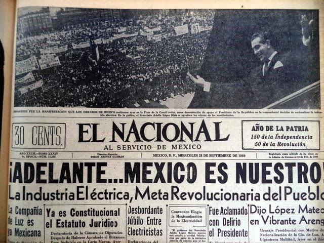 La Carta De Lopez Mateos Que Leyo El Presidente Es Apocrifa Tan Falsa Como El Por Cuauhtemoc Contreras