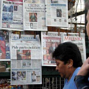 Medios y periodistas son un poder, aunque ahora hay reporteros que se espanten