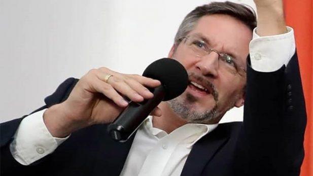 Hasta la CNDH rechaza las declaraciones de John Ackerman