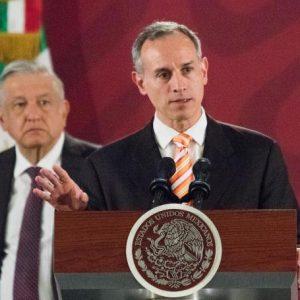 El PAN denuncia a AMLO y López-Gatell por manejo de Covid-19